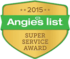 2015 Angies List – Super Service Award