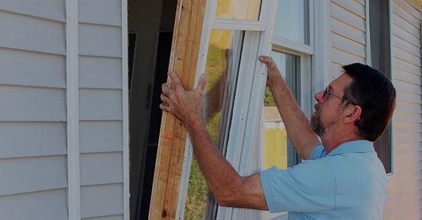 WOOD WINDOWS REPAIR