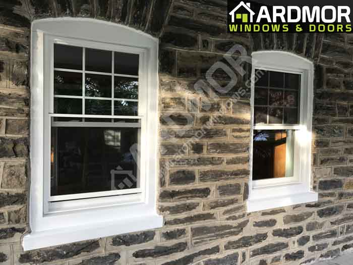 Double_Hung_Window_Replacement_with_Capping