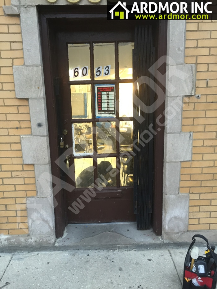 Entry-Door-Replacement-Lower-Merion-Township-PA-Before