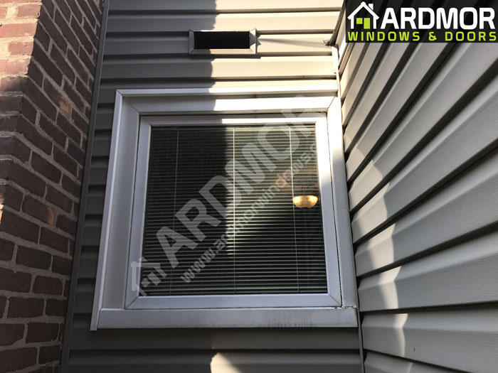 Double Hung Vinyl Window Replacement In Union Township Nj