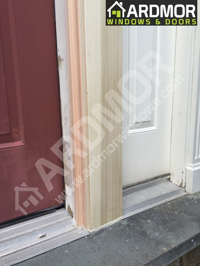 Door_Frame_Boards_Replacement_in_East_Brunswick_NJ_in_process