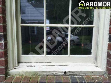 Old_Double_Hung_Sill_Replacement_in_Short_Hills_NJ