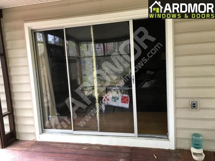Sliding_Patio_Door_Replacement_in_Bridgewater_NJ_before