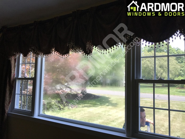 Vinyl_Window_Foggy_Glass_Replacement_in_Bernards_Township_NJ_before