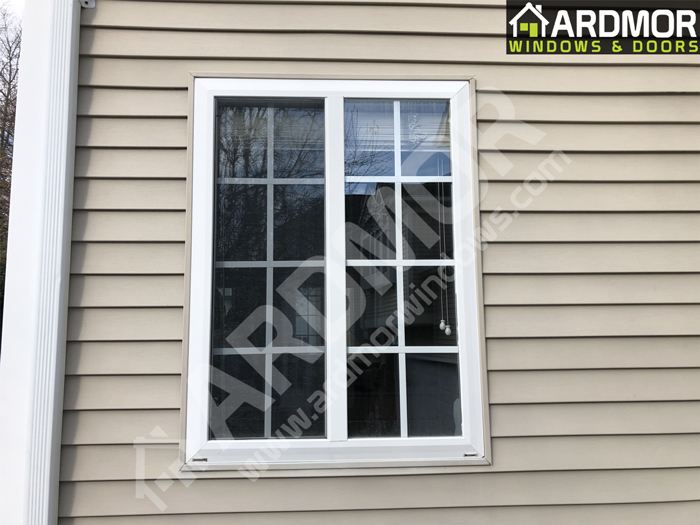 Double_Casement_Vinyl_Window_Installation_Chatham_NJ_before