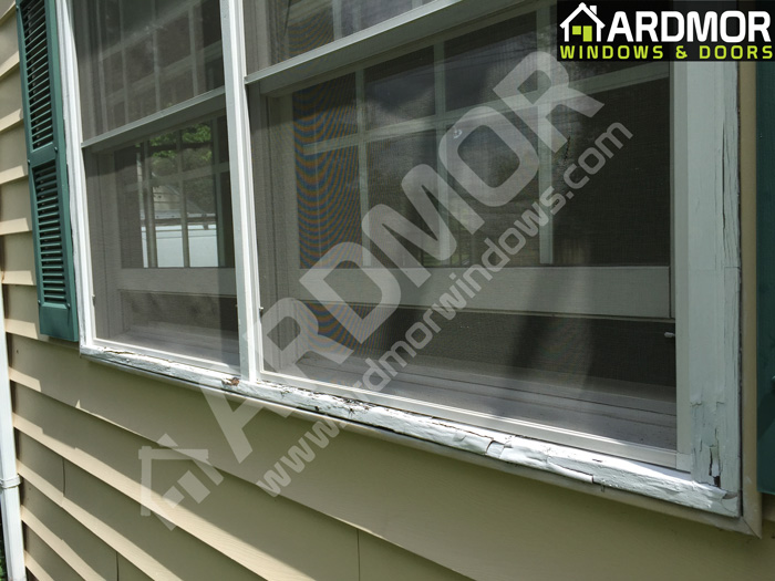 Double_Hung_Wood_Window_Sill_Replacement_in_Denville_NJ_before